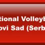 Invitation for the 9th International Volleyball Festival in Novi Sad (Serbia)