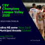CEV Champions League Volley 2020